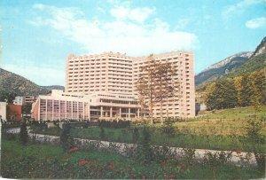 Romania Casa de odihna si tratament Baile Herculane Postcard