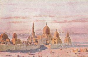 CAIRO, Egypt, 1900-10s; Mamelouk Tombs