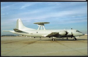 P3 AEW&C Airborne Early Warning (AEW) June 1988 Aircraft Airplane 1950s-1970s