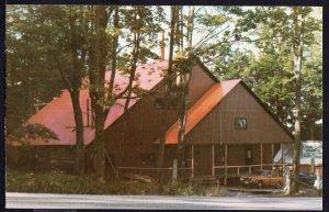 Quebec ~ Cabane A Sucre Megantic R.R. 5 LAC MEGANTIC ~ Chrome 1950s-1970s