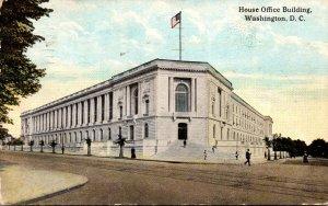Washington D C House Office Building 1913