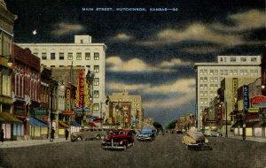 KS - Hutchinson. Main Street
