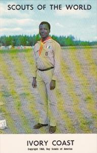 Boy Scouts Of The World Uniform Ivory Coast