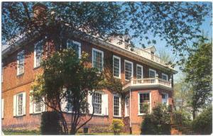 Historic Schuyler Mansion Albany NY New York State