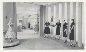 TORONTO , Ontario , 30-40s ; SIMPSON's Store , St. Regis Room