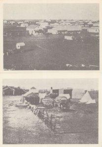 1886 The Birth Of Johannesburg South Africa 2x Rare Postcard s