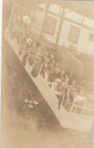 RP: MANITOU , Colorado, 1910s ; Incline Railway