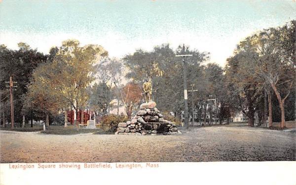 Lexington Square Massachusetts