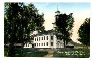 MA - Hinsdale. Congregational Church
