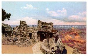 Arizona  Grand canyon the Lookout