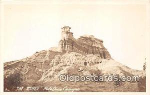 Palo Duro Canyon, Amarillo, Texas The Tower