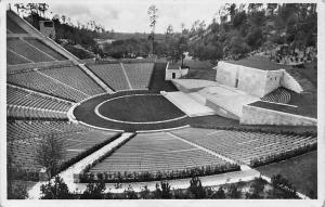 Reichssportfeld Dietrich Eckardt-Buehne, Amtliche Olmpia Olympics Stadium