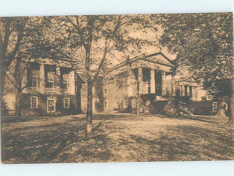 Pre-Chrome UNIVERSITY OF DELAWARE Newark Delaware DE AG9199