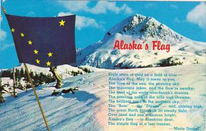 Alaska The Alaska State Flag