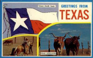 Greetings Misc TX Unused