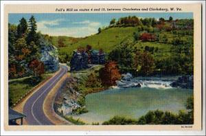 Falls's Mill, Charleston & Clarksburg WV