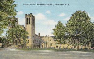 CHARLOTTE , North Carolina; 1930-40s; Dilworth Methodist Church