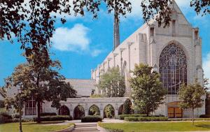 Evanston Illinois~Alice Millar Chapel At Northwestern University~1960 PC