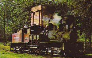 Graham County 1923 Locomotive