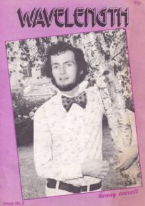 Wavelength Kenny Everett Pirate Radio Enthusiasts 1970s Magazine