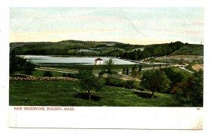 MA - Holden. New Reservoir
