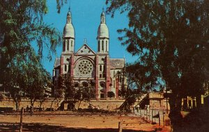Haiti - Port-au-Prince. Cathedral