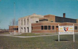 38th Infintary Division, Indiana National Guard Armory, Lebanon, Indiana, 40-60s