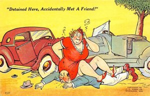 Car Comic Unused