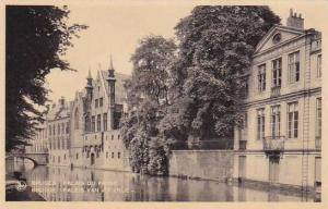 Belgium Bruges Palais du Franc Photo