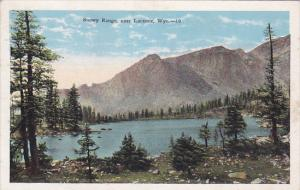 Snowy Range, Near LARAMIE, Wyoming, 1910-1920s