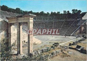 Postcard Modern Epidaurus Ancient Theater