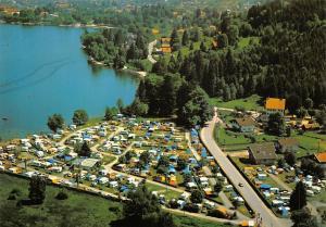 France Camping International de Ramberchamp Lake General view Gerardmer