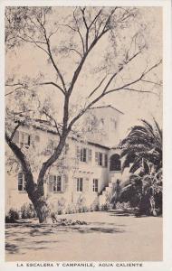 La Escalera Y Campanile, Agua Caliente, Mexico, 1910-1920s