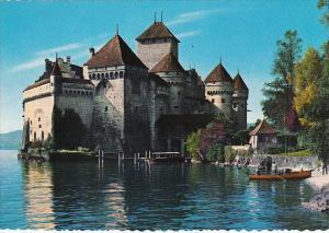 Switzerland Le Chateau de Chillon