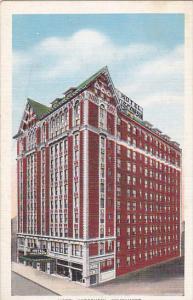Hotel Wisconsin Milwaukee Wisconsin