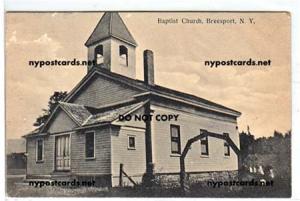 Baptist Church, Beesport NY