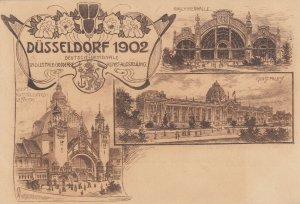 DUSSELDORF , Germany , 1902 ; Exposition