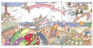 Flying Rabbit The Birthday Party By Jody King Installment 3 Postcards