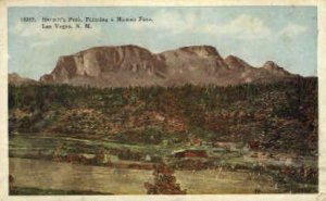 Hermit's Peak in Las Vegas, New Mexico