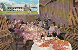 Canada Prince Edward Island Hope River St Ann's Church Lobster Suppers