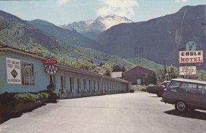 MANITOU SPRINGS , Colorado , 1977 ; Eagle Motel