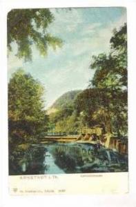 Arnstadt, Germany, Pre-1905, Lohmuhlenwehr