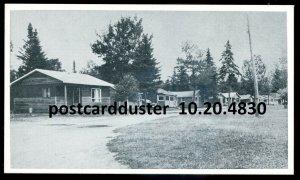 4830 - STURGEON FALLS Ontario Postcard 1920s Laronde Creek Lodge