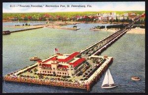 FL - St Petersburg - Recreation Pier