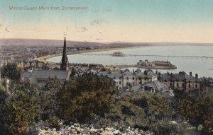 WESTON-SUPER-MARE, Somerset, England, 1900-1910s; Weston-Super-Mare From Enca...