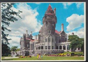 Canada Postcard - Casa Loma, Toronto, Ontario  DC1742