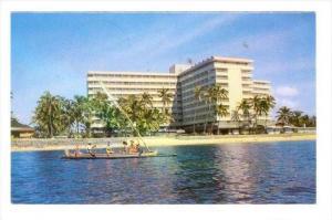 Hotel BALI Beach , Sanur , Indonesia, PU-1972