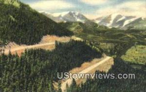 Mt. Ypsilon & Mummy Range