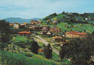 Italy Sirtori Como Panorama
