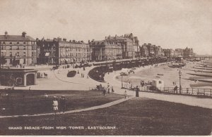 EASTBOURNE , Sussex, England, UK, 00-10s ; Grand Parade from Wish Tower